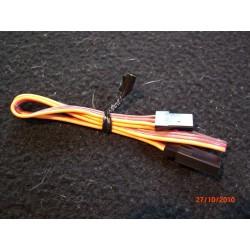 Servo Extensie Uni Kabel ,18 cm