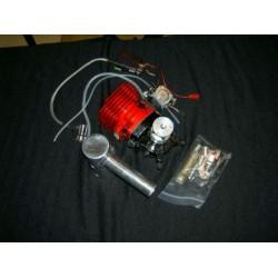 GR-Pro Twee Takt Benzine Motor 65 cc 2e hands