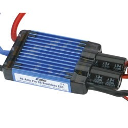 E-flite 40-Amp Pro Brushless ESC