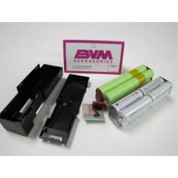 BVM JR X12 Transmitter Battery upgrade Pack