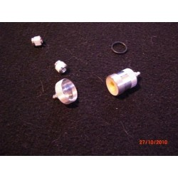 Heavy Duty Fuel Filter voor 4mm slang aansluiting