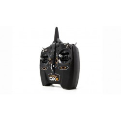 Spektrum DXe Zender met AR610 Ontvanger 2,4 GHz