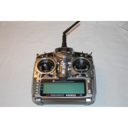JR X9303 2,4 GHz DSM 2 Radio Set