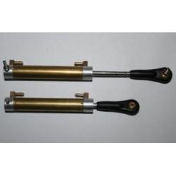 FB Pneumatische Werk Cilinder ( 10) Slag 92 mm