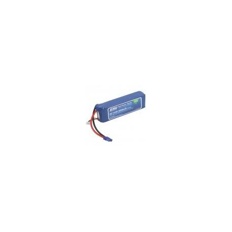 E-flite Lithium Polymer Batterij43 S , 14,8 Volt ,3200mAh ,30C