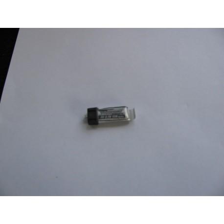 E-flite Lithium Polymer Batterij 1 S , 3,7 Volt ,120mAh ,14C