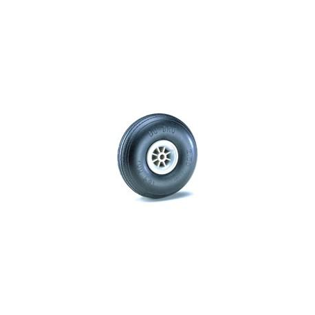 Du-Bro Profiel licht gewicht wielen  64 mm  Cat.No. 250TL