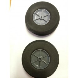 Haoye Model Wheels 100 mm