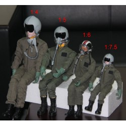 Jet Pilot Pop Skymaster schaal 1:7,5