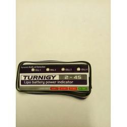 Turnigy  Li-Po Batt, tester 2-4 S