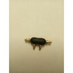 FB 4 weg pneumatische koppeling voor 3 mm slang
