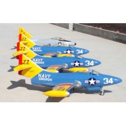 FBJets/FeiBao F-9F Panther  Semi Schaal 1 : 6