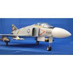 FBJets/FeiBao F-4 J Phantom II  Schaal 1 : 7,8