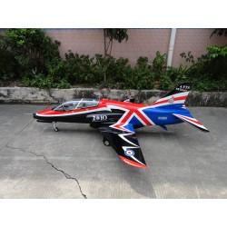 FBJets Feibao Big BAE Hawk ARF Kit voor 130-180 Newton