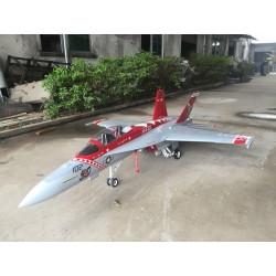 JetLegend F/A-18F Super Hornet PNP Version