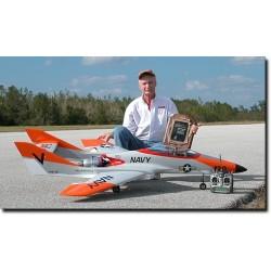 BVM BobCat Composite Sport Jet voor 6 -10 Kg turbines