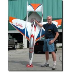 BVM King Cat Composite Sport Jet voor 9 -16 KG Turbine