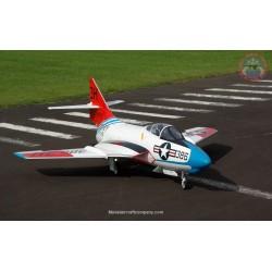 JetLegend F 9 F Cougar PNP Versie schaal 1:5,8