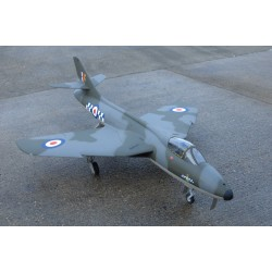 Ripmax Flying Legends Hawker Hunter MkVI Kit