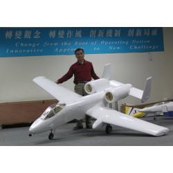 Skymaster A-10 ARF plus Thunderbold II