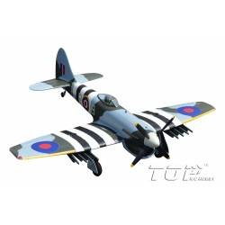 Top RC Hobby Tempest 800 mm serie RTF