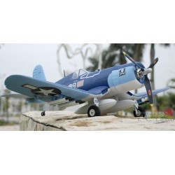 Top RC Hobby F-4U Corsair ,800 Serie RTF Blue