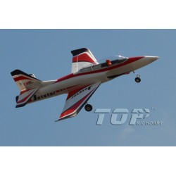 Top RC Hobby JetStar Red RTF version