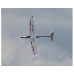 Top RC Hobby Lightning PNP ,Red , Electric glider
