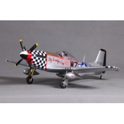 FMS P-51D Mustang Big Beautiful Doll PNP 800 mm Serie