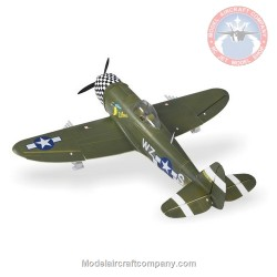 FMS P-47 Thunderbold 1400mm Serie Green PNP