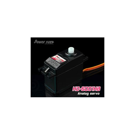 Power HD 6001HB Analog servo