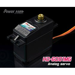 Power HD 6001MG