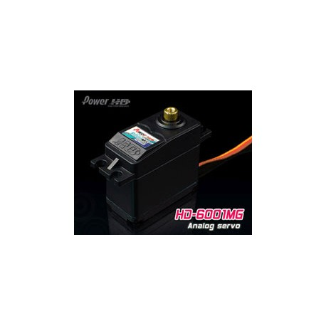 Power HD 6001MG